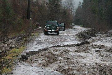 Закарпатье наводнение 2
