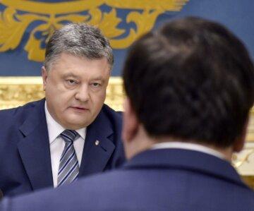 Петр Порошенко Михаил Саакашвили