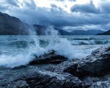 океан, море, берег