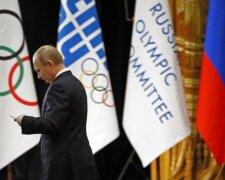 Путін, Росія, Олімпіада