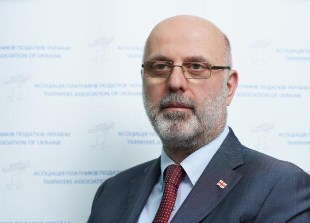 Звернення президента ВГО АППУ Грігола Катамадзе