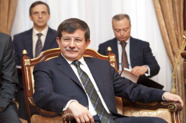 Давутоглу, премьер Турции