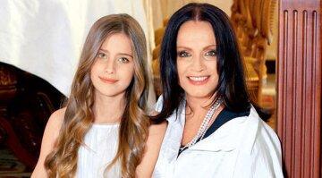 София Ротару и внучка