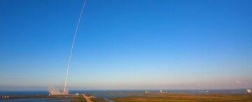 ракета, испытания, spacex