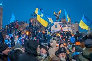 майдан украина флаг