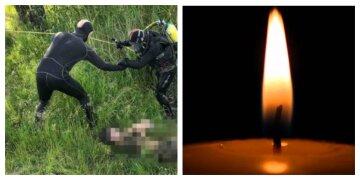 Под Киевом в озере утонул 18-летний парень: детали и фото с места трагедии