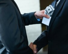 деньги коррупция взятка