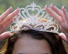 мисс, корона, королева красоты