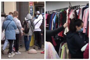 """""""Люди викинули, а ми купуємо"""": секонд-хенди в Україні б'ють рекорди, в чому причина"""