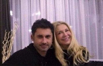 Дан Балан с мамой, Людмила Балан