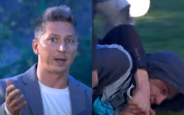 """Участники нового сезона """"Эксы"""" передрались между собой, Педан срочно вмешался: """"Успокоились!"""""""