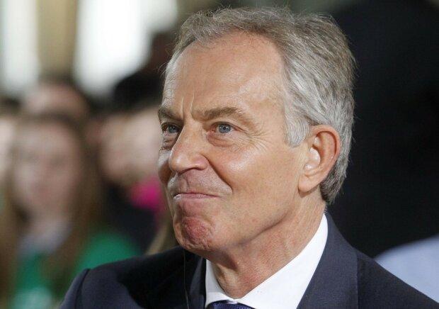 экс-премьер Великобритании Тони Блэр