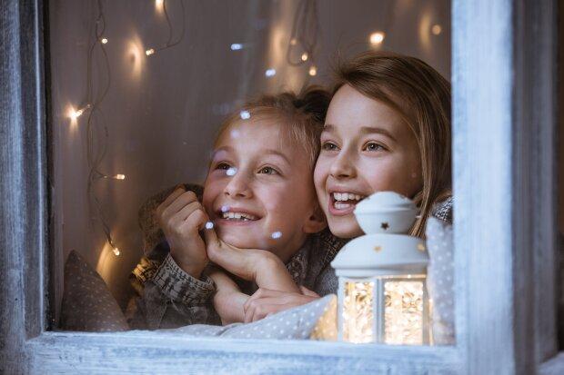 выходные в декабре, рождество, новый год, дети, праздник, зима