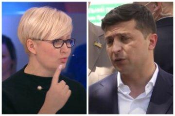 """Ницой резко оценила слова Зеленского об окончании сражения на Донбассе: """"Украину нельзя сдавать"""""""