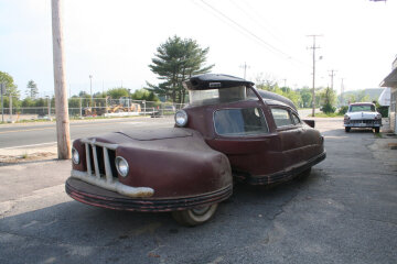 Найбезпечніше авто у світі відмовилися виробляти через зовнішній вигляд (фото)