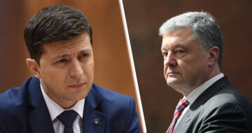 Украинцам показали наглядную разницу между Зеленским и Порошенко: «Мы сами его выбрали»