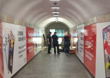 Жизнь украинки трагически оборвалась в столичном метро: подробности и кадры с места