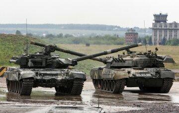 танки-Россия