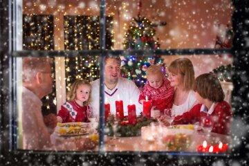 Поздравление в стихах с Рождеством Христовым