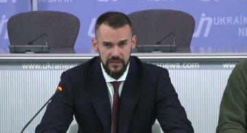 Сергій Тамарін під час пресконференції розповів, за що ув'язнюють ветеранів