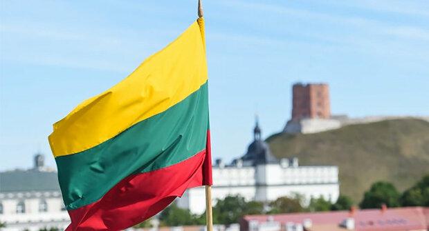 Литва, флаг