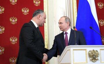 """Молдова може назавжди позбутися Додона: другу Путіна підготували """"сюрприз"""""""