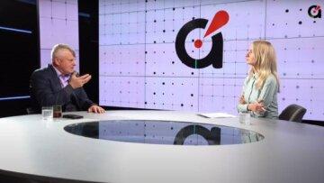 Вадим Трюхан вважає, що Росії Донбас потрібен для того, щоб відвернути увагу всього світу від Криму
