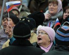 Бунт в Донецке