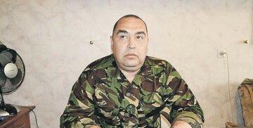 Главарь «ЛНР» Игорь Плотницкий
