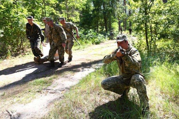 Як загартовуються українські воїни: вражаючі кадри (фото)