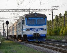 электричка, поезд