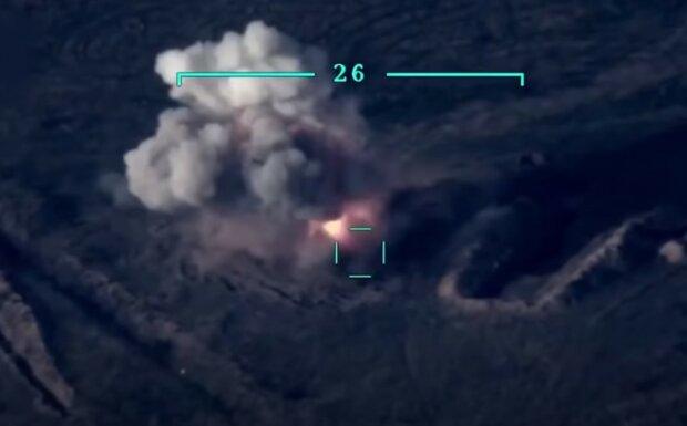 Війська Азербайджану потужним ударом рознесли російську техніку в Нагірному Карабасі: кадри тріумфу