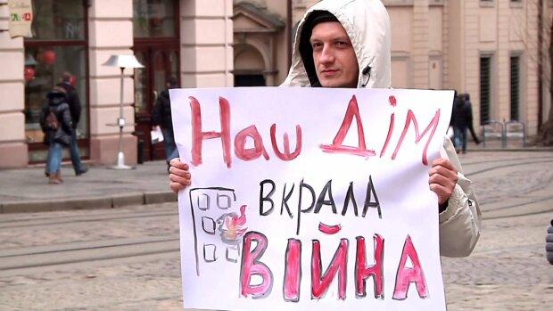 Переселенцы беженцы Донбасс