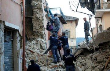 Землетрус в Італії: вже понад 70 загиблих (фото)