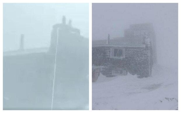 Снігопад обрушився на Україну, стихію не зупинити: кадри травневої погоди