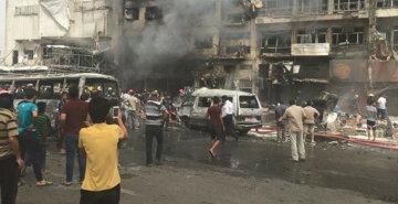 Кривавий теракт в Іраку: смертник підірвав 23 людини – фото