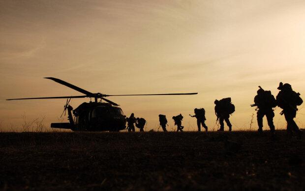 війна, солдатів, армія