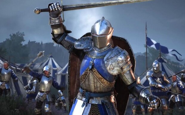 Лучшие игры про рыцарей