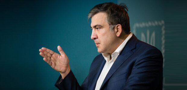 Саакашвили двумя словами описал дело против Довгого (видео)