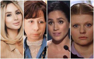 """Як виглядали Меган Маркл, Ахеджакова, Лобода, Муравйова та інші зірки в одному віці: """"Вони що, з іншої планети?"""""""