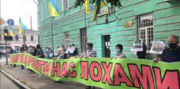 """""""Мы не лохи!"""": харьковчане взбунтовались и пригрозили Зеленскому походом на Киев, фото"""