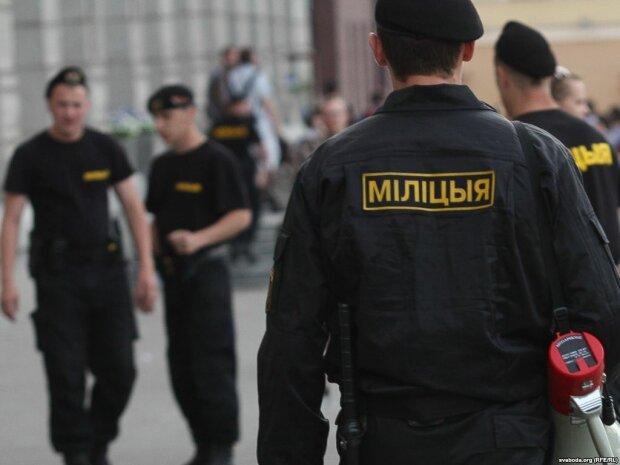 милиция Беларуси
