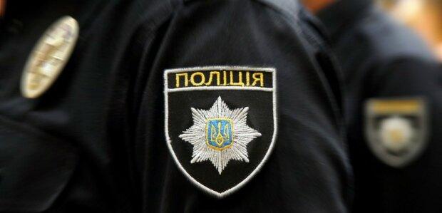Полиция шеврон