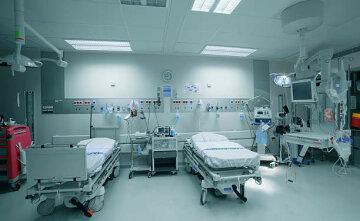 Больница-госпиталь-палата