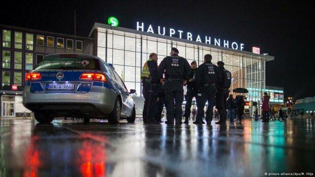 Кельн полиция