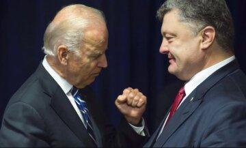 Блогер: Если Порошенко и будет на инаугурации Байдена, то разве что за деньги
