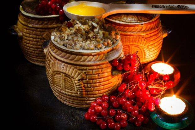 Когда Бедная кутья: обязательные блюда в Сочельник