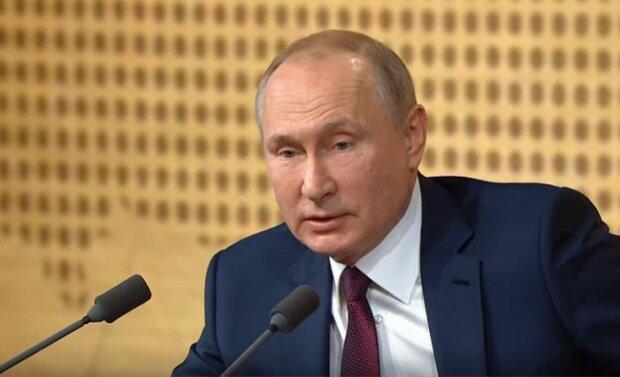 """Путина жестко порвало на собственной пресс-конференции: """"Вы придурки, нет?"""""""