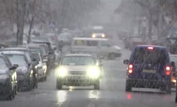 """Антициклон мчить в Україну, в яких регіонах очікувати погодного удару: """"мокрий сніг і морози до -7"""""""
