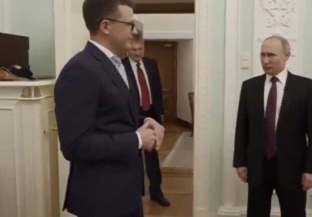 """""""На коврике спит"""": Путин показал свою """"опочивальню"""" в Кремле"""